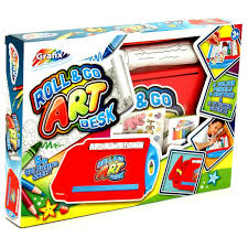 Roll & Go Art Desk Age 3+