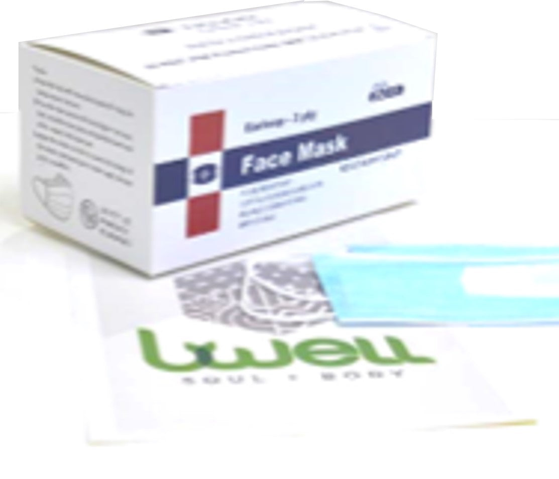 Disposable Mask 3 Ply Sterile