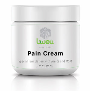 Brewer Wellness Pain Cream