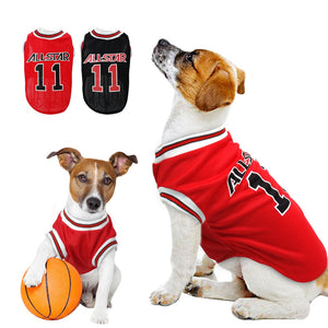Basketball Jersey for Pets