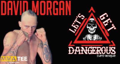 David Morgan Signs with MMA Tee Company - Set to Make Professional Debut at