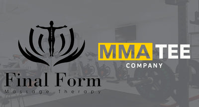 MMA Tee Company Partners with Final Form Massage Therapy