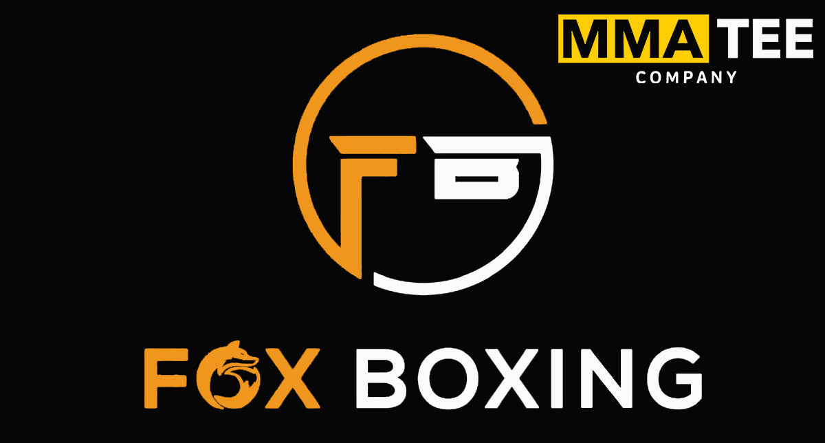 Jordan Wilson's Fox Boxing Partners with MMA Tee Company