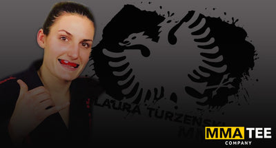 Laura Turzenski Set to Fight on April 24th. Fight Tees Now Available