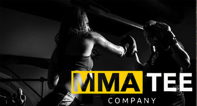 MMA Tee Company  - Growing our sport, one fighter at a time.