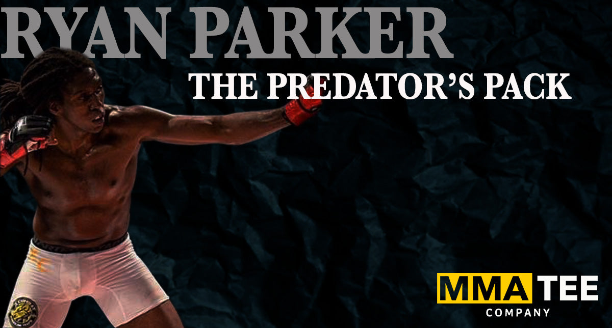 Ryan Parker Signs with MMA Tee Company