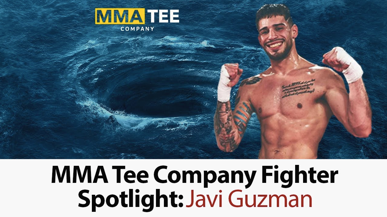 MMA Tee Co Fighter Spotlight: Javi Guzman