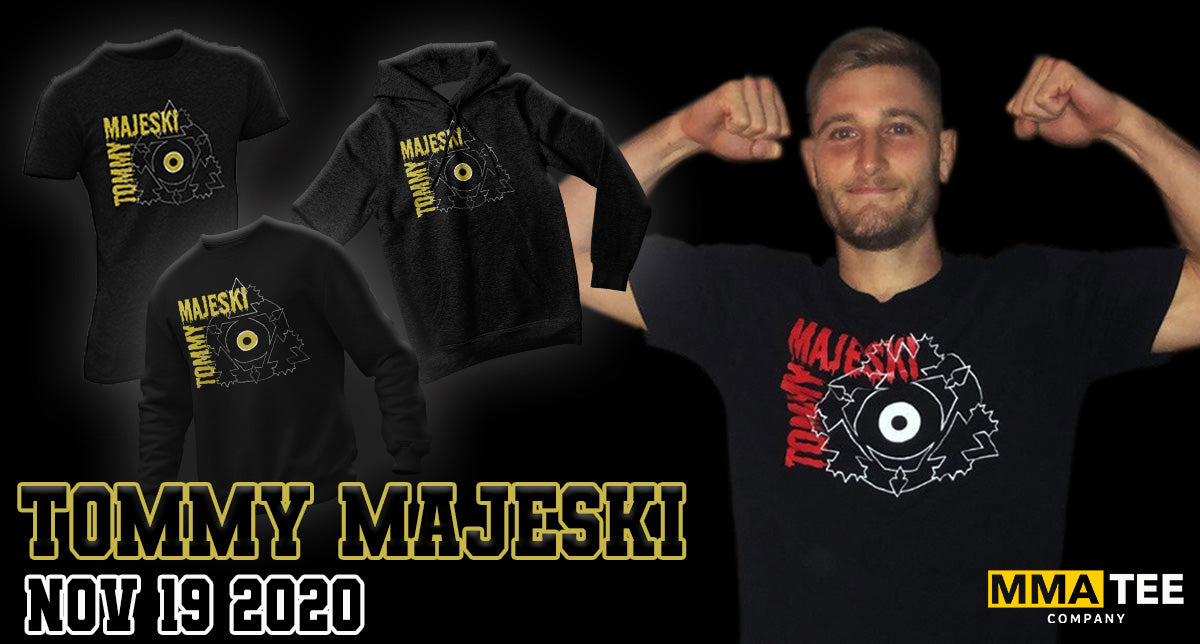 Tommy Majeski Returns to the Cage on November 19th