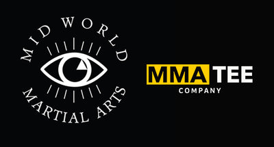 Mid World Martial Arts Partners with MMA Tee Company