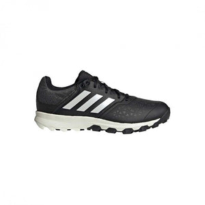 Adidas Flexcloud Mens (Core Blk/Wht/Carbon) - Rock Bottom Field Hockey