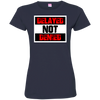 Delayed Not Denied Fine Jersey T-Shirt