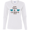 Relax & Unwind Cotton LS T-Shirt