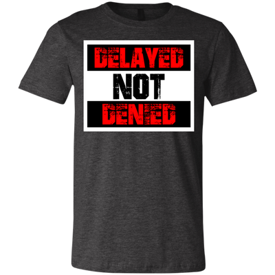 Delayed Not Denied Youth Jersey Short Sleeve T-Shirt