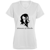 Woman of Worth  Ladies' Wicking T-Shirt