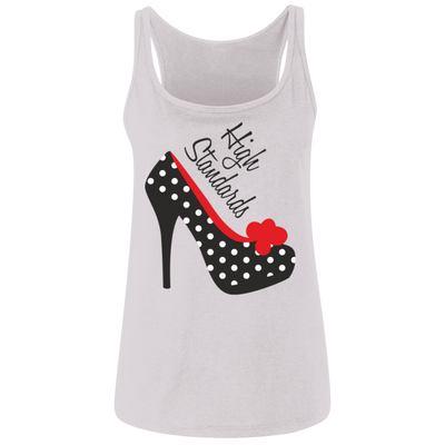 High Standards Ladies' Relaxed Jersey Tank