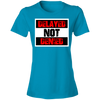 Delayed Not Denied Ladies' Lightweight T-Shirt 4.5 oz