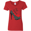 High Standard V-Neck T-Shirt