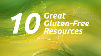 10 Great Gluten-Free Resources