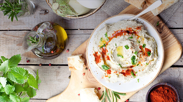 5 Flavorful Hummus Recipes