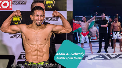 NuGo Athlete of the Month: Abdul Al Selwady