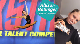 NuGo Athlete of the Month: Allison Bollinger