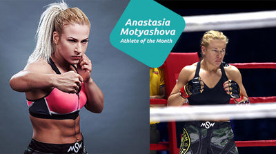 NuGo Athlete of the Month: Anastasia Motyashova