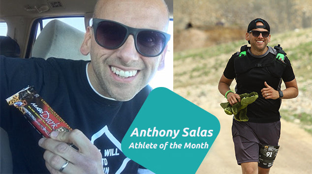 NuGo Athlete of the Month: Anthony Salas