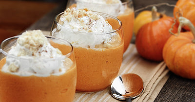 Vegan and Gluten-Free Pumpkin Pie Pudding
