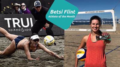 NuGo Athlete of the Month: Betsi Flint