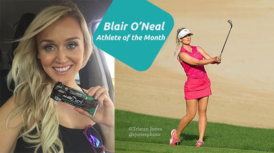 NuGo Athlete of the Month: Blair O'Neal
