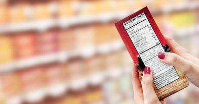 Get the Real Facts on Food Labels