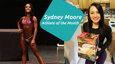 NuGo Athlete of the Month: Sydney Moore