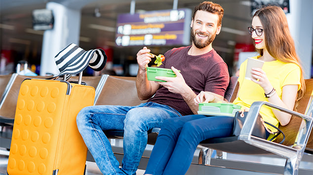 Healthy Airplane Snacks for the Holiday Travel Season