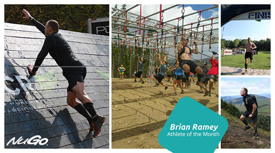 NuGo Athlete of the Month: Brian Ramey