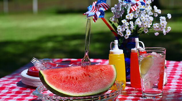 Healthy Patriotic Recipe Roundup