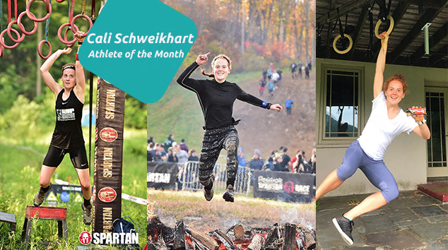 NuGo Athlete of the Month: Cali Schweikhart
