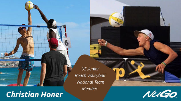 NuGo Athlete of the Month: Christian Honer