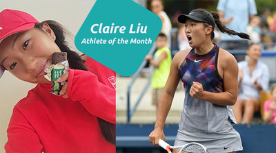 NuGo Athlete of the Month: Claire Liu
