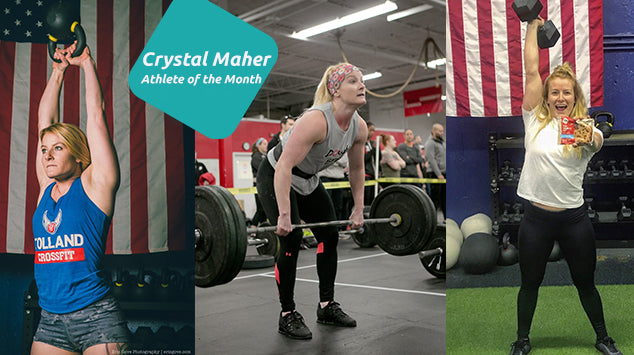NuGo Athlete of the Month: Crystal Maher