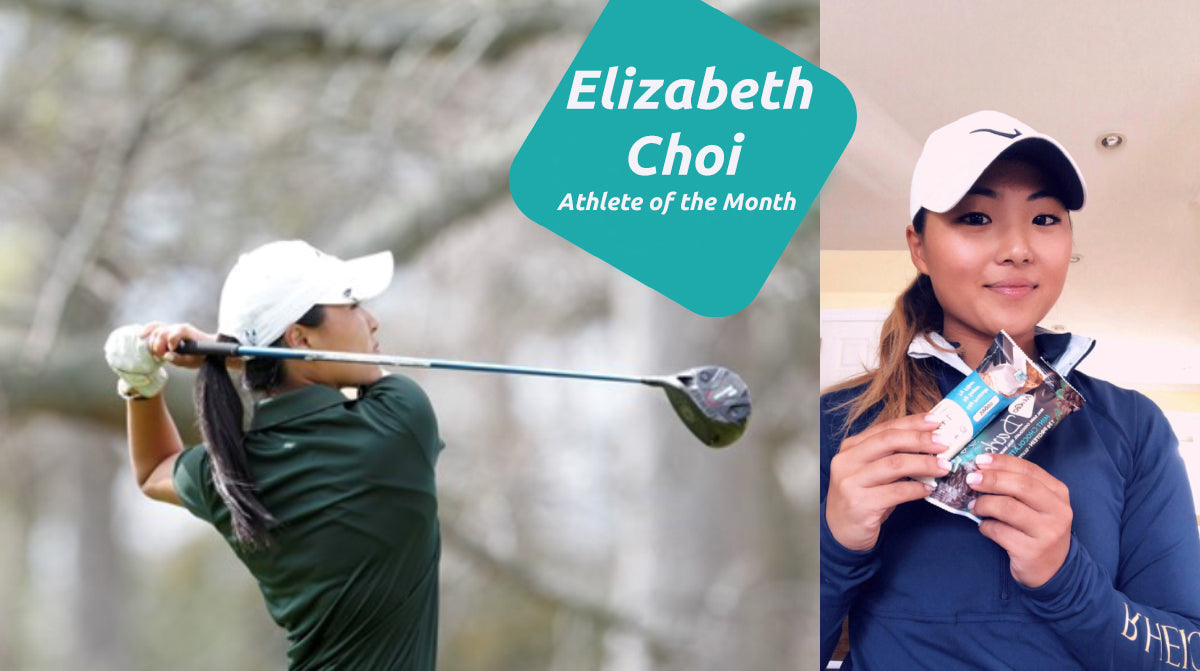 NuGo Athlete of the Month: Elizabeth Choi