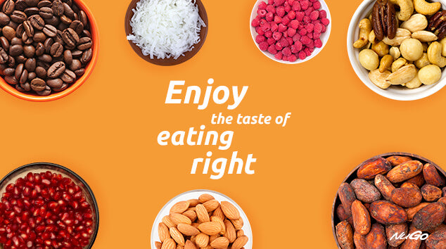 Enjoy the Taste of Eating Right with NuGo