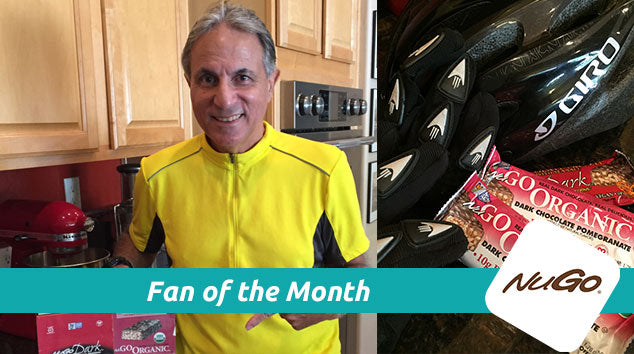 NuGo Fan of the Month: Evan Zang