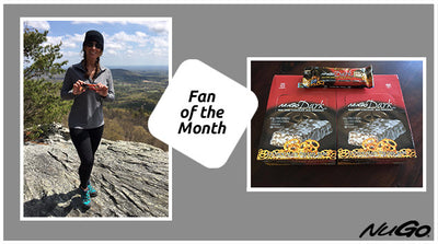 NuGo Fan of the Month: Marie