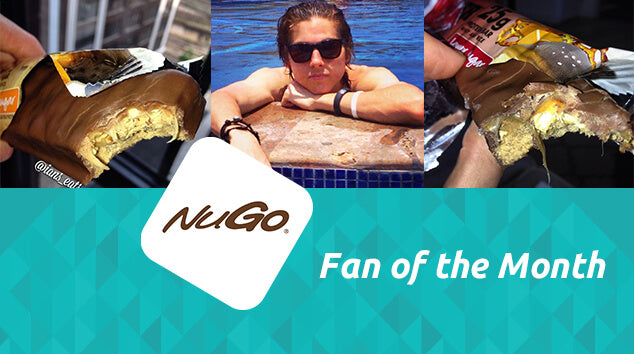 NuGo Fan of the Month: Ian Moses
