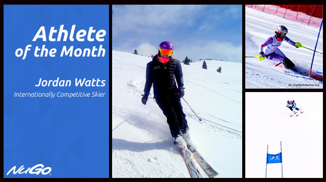 NuGo Athlete of the Month: Jordan Watts