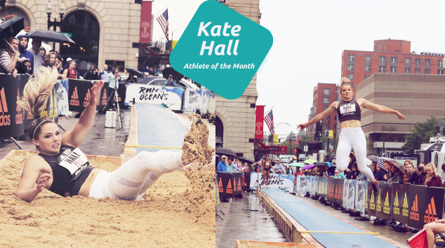 NuGo Athlete of the Month: Kate Hall