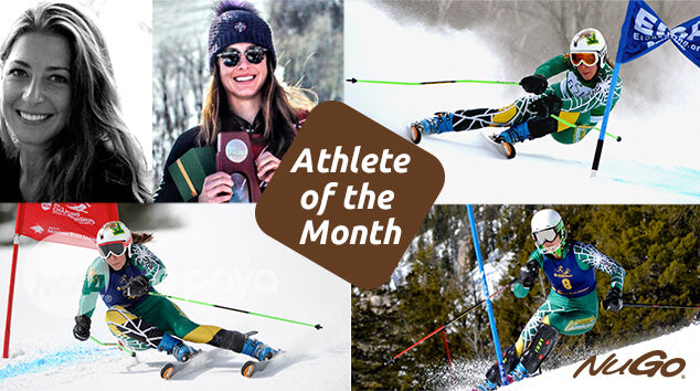 NuGo Athlete of the Month: Kate Ryley