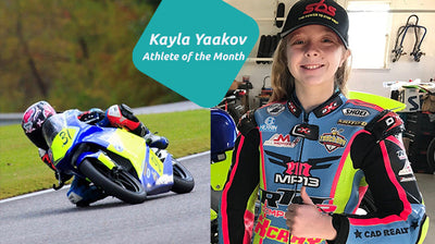 NuGo Athlete of the Month: Kayla Yaakov