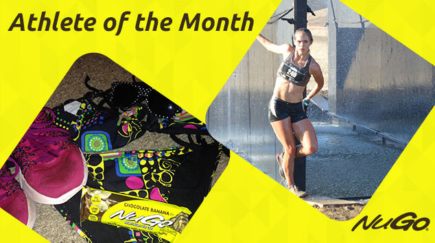 NuGo Athlete of the Month: Kimber Mattox