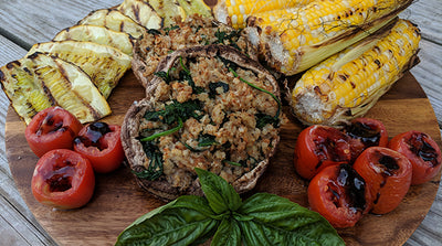 Vegan Recipes for the Grill